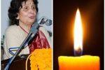 Condolence Message for Prof PK Misra Maam